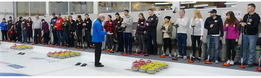 Welcome to the St. Catharines Curling Centre!