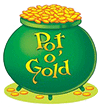 pot o gold greenpot100