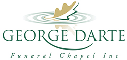 Logo-George Darte Funeral Chapel Inc.